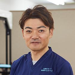 所長 作業療法士(経験年数15年目) 河村 公裕 Kawamura Kimihiro