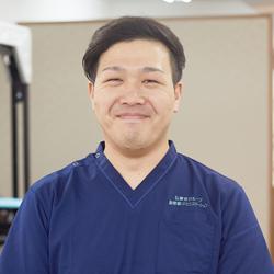 チーフ 理学療法士(経験年数10年目) 三上 翔太 Mikami Shota